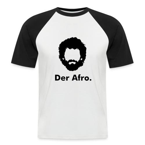 Der Afro - Men's Baseball T-Shirt