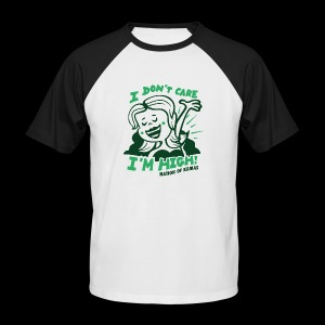 IDC - T-shirt baseball manches courtes Homme