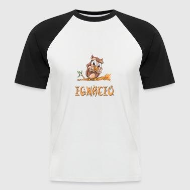 Chouette Ignacio - T-shirt baseball manches courtes Homme
