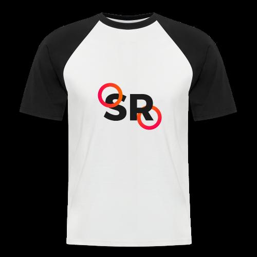 Simulator Radio - Men's Baseball T-Shirt