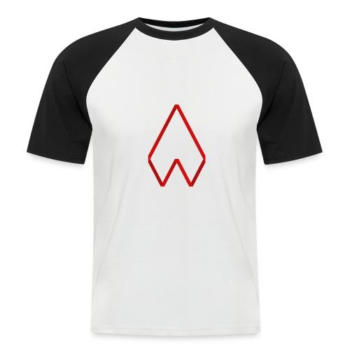 logo AMCOM pour le site - T-shirt baseball manches courtes Homme