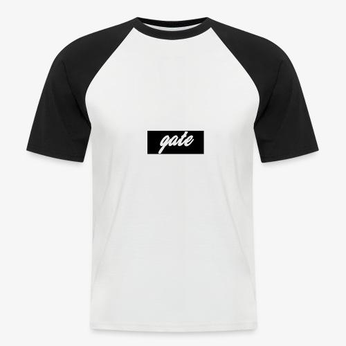 Gate® Box Logo 2018 - T-shirt baseball manches courtes Homme