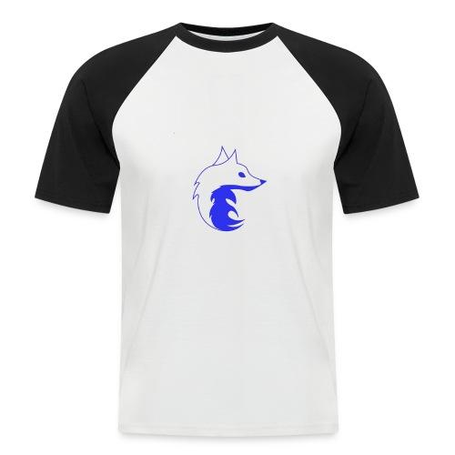 Aether Fox Winter - Men's Baseball T-Shirt