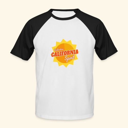 California Spirit Radioshow - T-shirt baseball manches courtes Homme