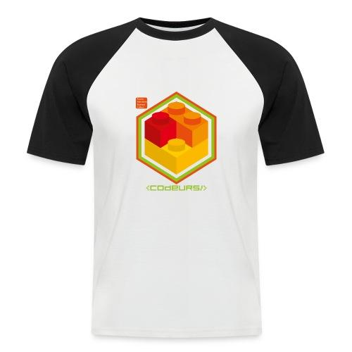 Esprit Brickodeurs - T-shirt baseball manches courtes Homme