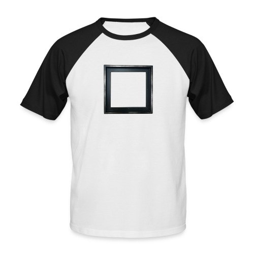 EMPTY FRAME - Men's Baseball T-Shirt