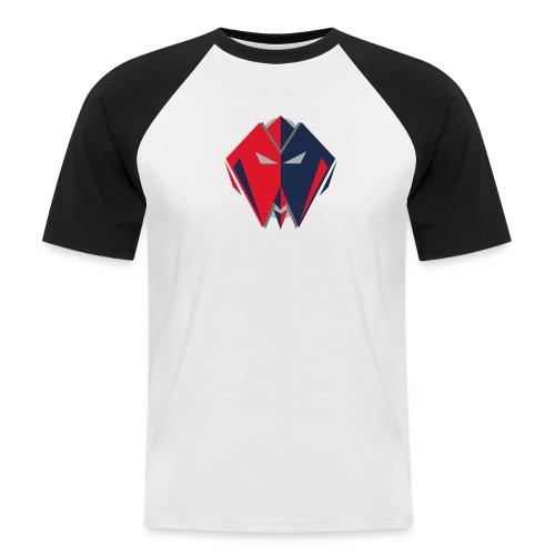 Logo Holy Nacho Squad - T-shirt baseball manches courtes Homme