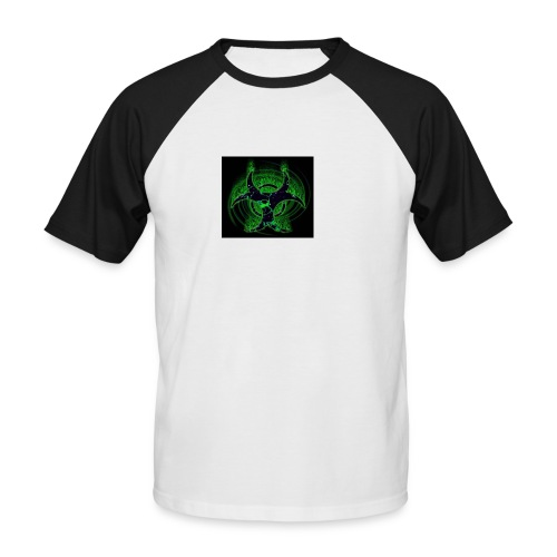 T-shert - Männer Baseball-T-Shirt