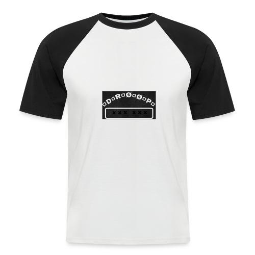 20180916 202648 - Camiseta béisbol manga corta hombre