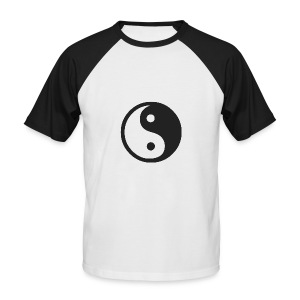 YIN YANG CLOTHES - Men's Baseball T-Shirt