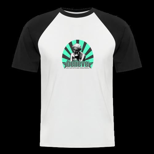 believe 3 (edition) - Männer Baseball-T-Shirt