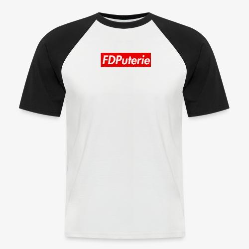 FDPuterie2 - T-shirt baseball manches courtes Homme