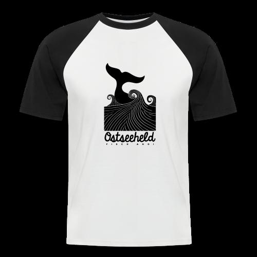 Ostseeheld - Männer Baseball-T-Shirt