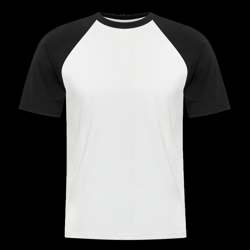 Morfar Collection - Kortermet baseball skjorte for menn