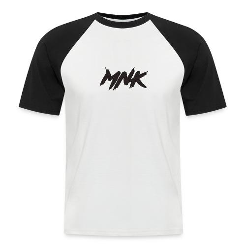 MNK [Special] - Mannen baseballshirt korte mouw