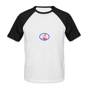 Misko Collection - Männer Baseball-T-Shirt
