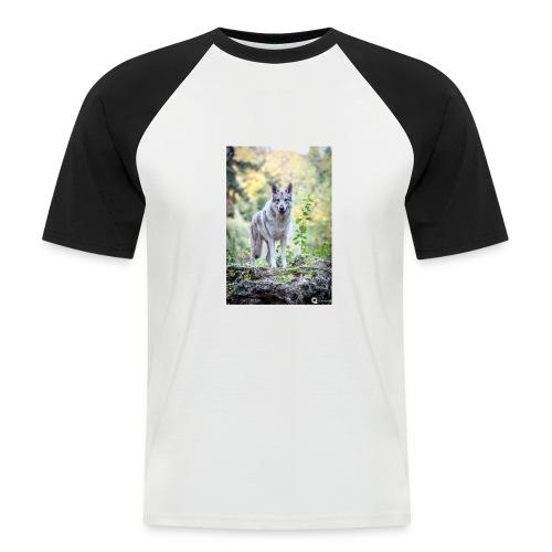 La Tanière des Chiens-Loups - T-shirt baseball manches courtes Homme