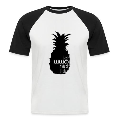openair iknk - Männer Baseball-T-Shirt