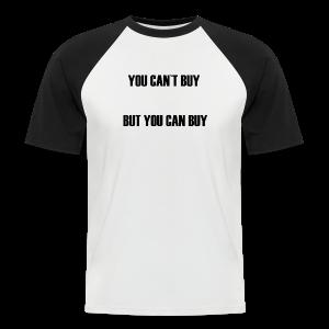 Sl Designs Collection - Kortermet baseball skjorte for menn