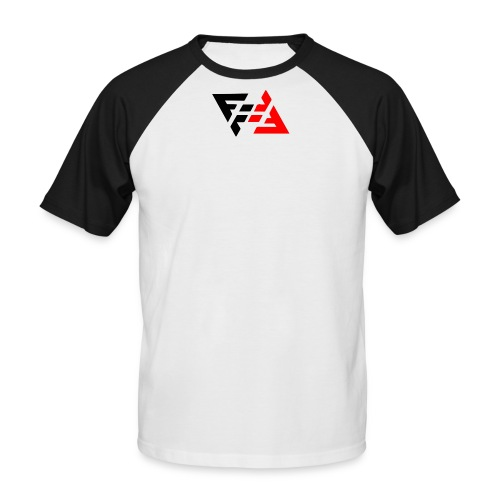 Fusus - T-shirt baseball manches courtes Homme