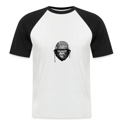 monkey man - Men's Baseball T-Shirt