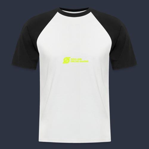 Der Neon Porn - Männer Baseball-T-Shirt