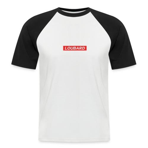 LOUBARD HYPEBEAST - T-shirt baseball manches courtes Homme