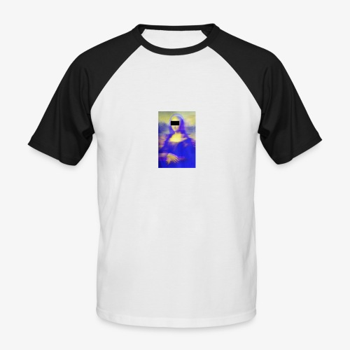 Mona Lisa X DNA Tee - Men's Baseball T-Shirt