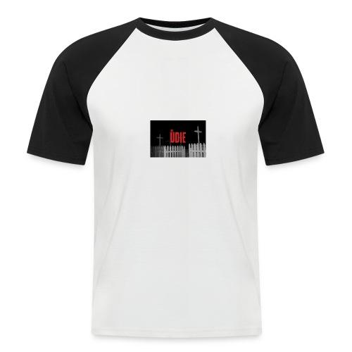 idie,udie cemetery - Männer Baseball-T-Shirt
