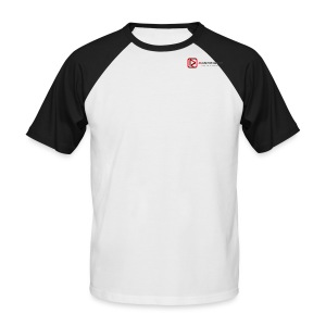 Sender Logo original - Men's Baseball T-Shirt