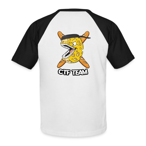 sideway better like thist - T-shirt baseball manches courtes Homme