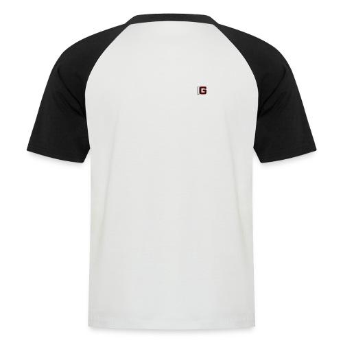 IGLOGO - Kortærmet herre-baseballshirt