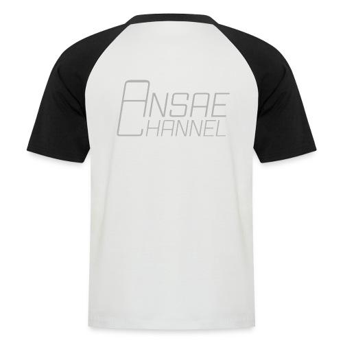 Ansae Channel - Kortärmad basebolltröja herr