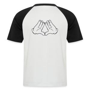 KDA logo chemise 1er - T-shirt baseball manches courtes Homme