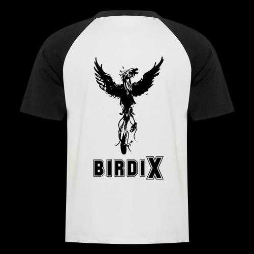 LOGO birdix 30x35cm - T-shirt baseball manches courtes Homme