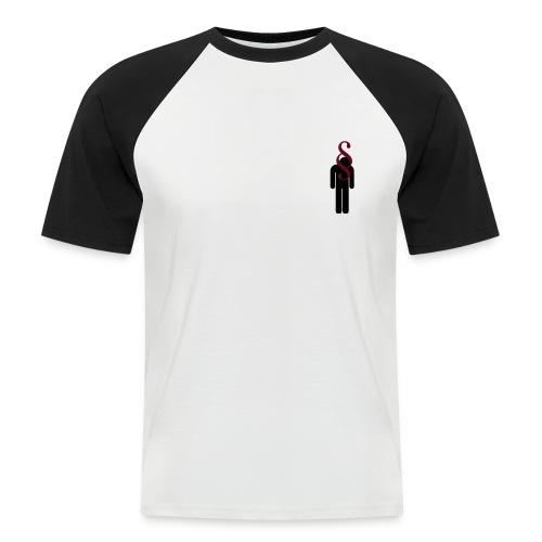 logo 1 - Männer Baseball-T-Shirt