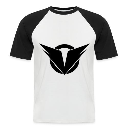 Vintry Logo on back - Männer Baseball-T-Shirt