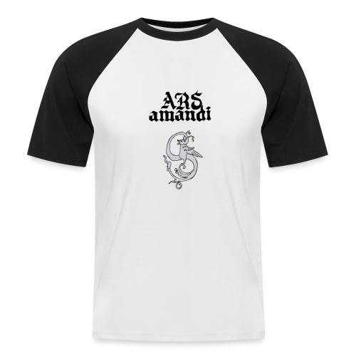 arsamandi1 - Camiseta béisbol manga corta hombre