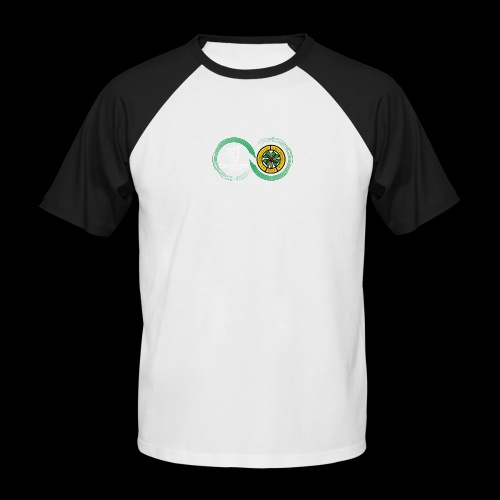 Harp and French CSC logo - T-shirt baseball manches courtes Homme