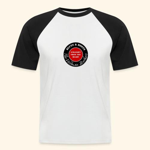 The Veldman Brothers - Mannen baseballshirt korte mouw