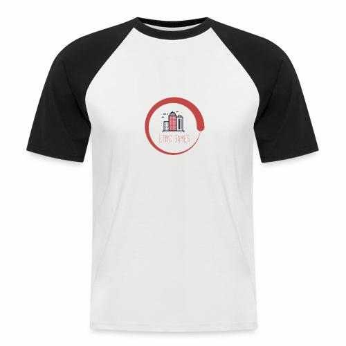 ETMC Orginal - Mannen baseballshirt korte mouw