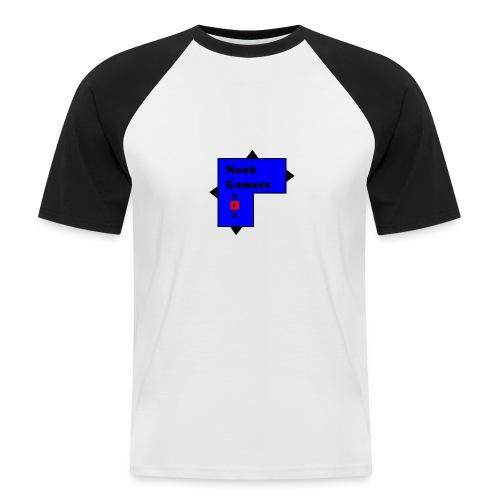 Noob Gamers - Männer Baseball-T-Shirt