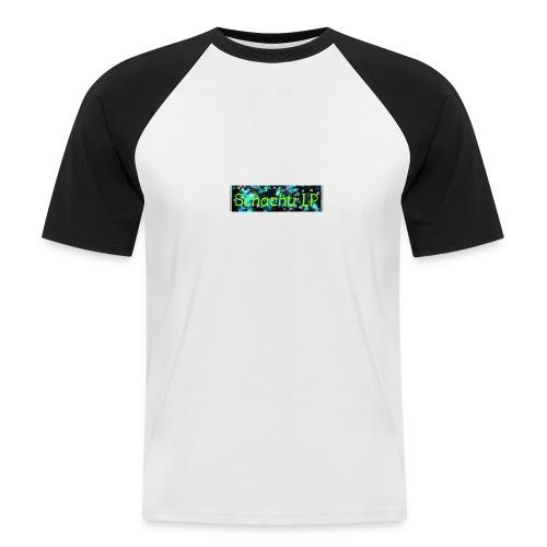 Schachti Produkte - Männer Baseball-T-Shirt
