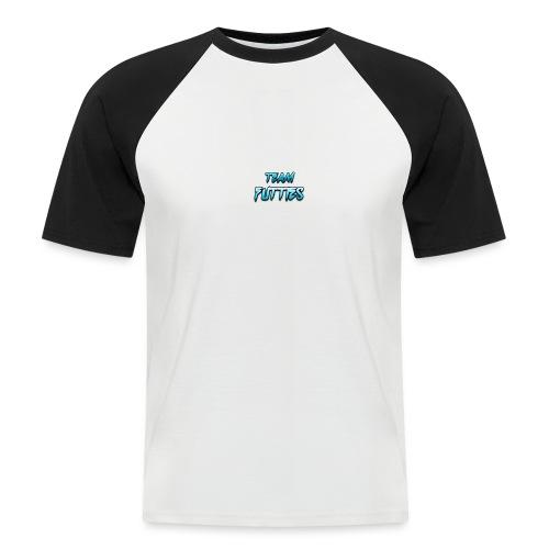 Team futties design - Men's Baseball T-Shirt