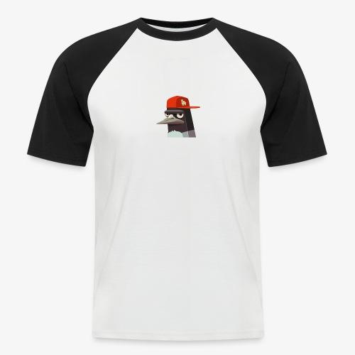 BM TSHIRT - Mannen baseballshirt korte mouw
