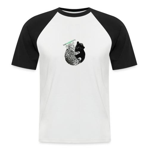 panther jaguar Limited edition - Kortærmet herre-baseballshirt