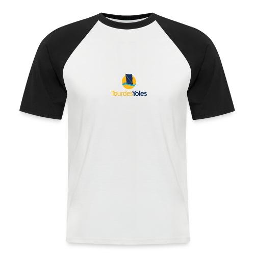 Tour des Yoles - T-shirt baseball manches courtes Homme
