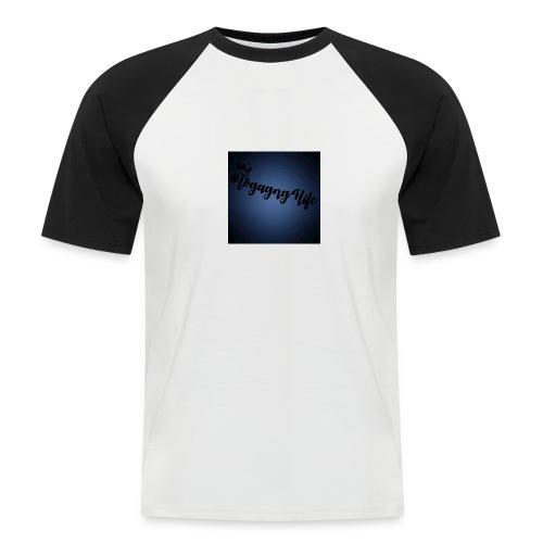 #logagng4life - Men's Baseball T-Shirt