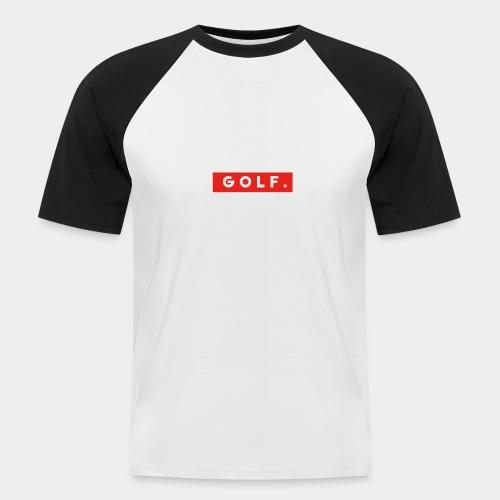 GOLF. - T-shirt baseball manches courtes Homme