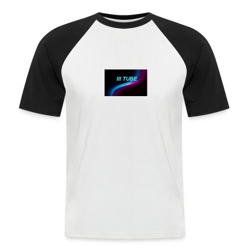 logo - Mannen baseballshirt korte mouw